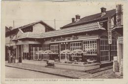 33  Arcachon  Hotel Restaurant  Des Bains  Face Le Boulevard Promenade - Arcachon