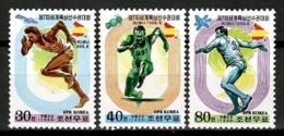 Korea North 1999 Corea / World Athletics Championship Seville MNH Mundial De Atletismo Sevilla Athletik / Cu13026  38-35 - Atletismo