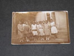 LIEGE - 13/7/1930 - SOUVENIR DE L'ECOLE DOMINICALE A LIEGE - Anonyme Personen
