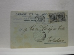 ANCONA  ---   GARAGE ITALIA - Ancona