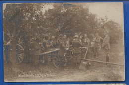 Carte Photo  Fanfare Allemande    Animées - Oorlog 1914-18