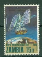 Zambia: 1970   World Meteorological Day   Used - Zambia (1965-...)