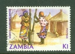 Zambia: 1981/83   Pictorial    SG350   K1     Used - Zambia (1965-...)