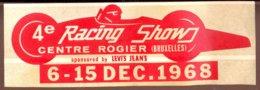 Racing Show 1968  Bruxelles - Automobile - F1