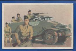Scout Car Colonial    Animées    écrite En 1950 - Materiaal