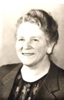 Porträt Einer Frau Ca 1950 Studiofoto - Fotografie