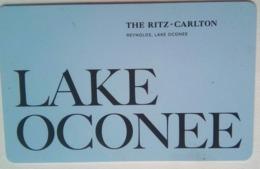 Ritz Carlton  Lake Oconee - Chiavi Elettroniche Di Alberghi