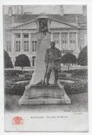 Bruxelles - Monument De Merode - Dos Simple - Monuments, édifices