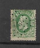 België N° 30 Stempel 418 LEMBECQ - 1869-1883 Leopold II