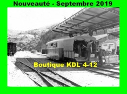AL PR 06 - Les Cheminots Chargent La Remorque Messageries - SAINTE-CECILE D'ANDORGE - Gard - CFD - France