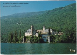L'Abbaye D'Hautecombe - Aux Bords Du Lac Du Bourget - Chambery