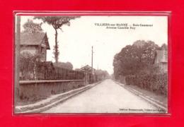 94-CPA VILLIERS SUR MARNE - Villiers Sur Marne