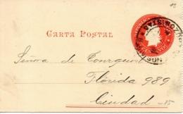 ARGENTINE. Carta Postal. - Enteros Postales
