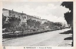 PERREGAUX  ( Algérie ) - Avenue De Verdun - Other Cities