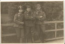 Orig Photo All WW2 : Sous-officiers Artificiers . 1940 . - 1939-45