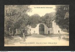 70 - NEUVELLE Les LA CHARITÉ - Abbaye De La Charité - L'Allée Des Moines - Autres Communes