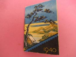 Pt Calendrier De Poche /Chocolat DELESPAUL-HAVEZ/ Cacao En Poudre/LILLE/ 1940  CAL450 - Calendriers