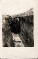 !  Fotokarte, Photo, 1. Weltkrieg , 1915, Schützengraben, 1. Bayerisches Landwehr Infanterie Regiment, München - Weltkrieg 1914-18
