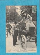 Paris Nouveau. Nos Jolies Cochères Ce Que N'avait Pas Prévu Watteau: Le Débarquement Au Retour De L'Isle De Cytbère 1907 - Petits Métiers à Paris