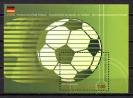 Belgium 2006 Belgica / World FIFA Football Championship Germany MNH Futbol Alemania / Cu0517  36-24 - Copa Mundial