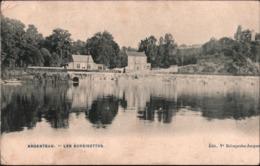 ! Alte Ansichtskarte Argenteau, Les Berbissettes, Feldpost, 1. Weltkrieg , 7. Reserve Div. - Belgique