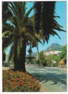 Hyeres - Fontaine, Avenue Godillot - (Var) - Hyeres