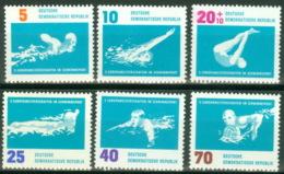 DDR 907/12 ** Postfrisch - [6] Oost-Duitsland