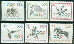 DDR 1033/38 ** - [6] Oost-Duitsland