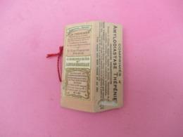 Pt Calendrier De Poche / Offert  Par Le  Laboratoire  Thépénier/Rue Capeyron, Paris/Amylodiastase/1914       CAL453 - Calendriers