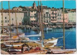 Saint-Tropez - Le Quai Suffren - (1964) - Cote Des Maures - (Var) - Saint-Tropez