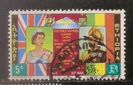 ETHIOPIE OBLITERE - Ethiopie