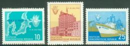 DDR 898/900 ** Postfrisch - [6] Oost-Duitsland
