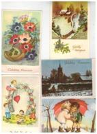 Gelukkig Nieuwjaar  75 Postkaarten - Ansichtskarten