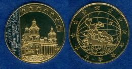 Medaille Europa-Malta 40mm - [ 7] 1949-…: BRD
