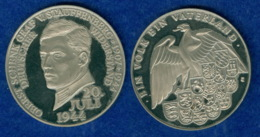 Medaille Graf Staufenberg 40mm - [ 7] 1949-…: BRD