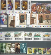 Malta - 2002-  Full Year Except M/S 29 Stamps MNH - Malta