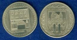 Medaille Neubrandenburg Stargarder Tor 35mm - [ 7] 1949-… : FRG - Fed. Rep. Germany