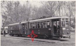 MILANO Foto Di TRAMWAY. Ligne 29. Motrice N°4048. - Milano (Milan)