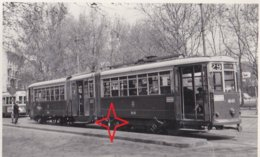 MILANO Foto Di TRAMWAY. Ligne 29. Motrice N°4048. - Milano