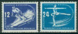 DDR 246/47 ** Postfrisch - DDR