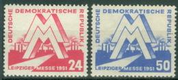 DDR 282/83 ** Postfrisch - DDR