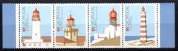 Serie Nº 1700/3  Portugal - Faros