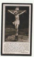 Décès Abbé Ephrem JASSOGNE Sombreffe 1883 Belle-Vue Dinant, Curé Roy Aumônier Militaire Mont Ferrat 1918 (Montferrat? ) - Images Religieuses
