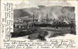 ! [30] Gard, Alte Ansichtskarte , Les Forges D' Alais, Ales, Tamaris, 1902, Frankreich, Industrie - Alès