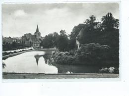 Dilbeek Park Gezicht Op De Vijver - Dilbeek