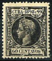 Cuba Nº 170 En Nuevo - Cuba (1874-1898)