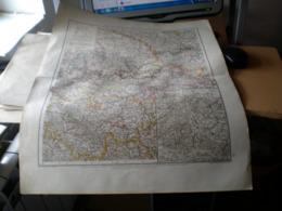 Provinz Sachsen Und Herzogtum Anhalt Velhagen Klafings Volks Und Fanilien Atlas A Schober Leipzig 1901 Big Map - Geographical Maps