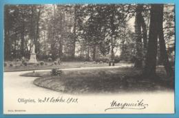 OLLIGNIES 1903 - Lessines