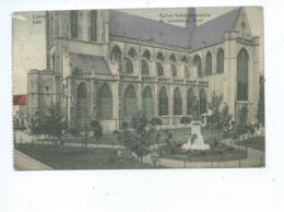 Lier St Gommarus Kerk ( Gekleurd ) - Lier