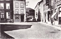 Bouffioulx Place De France Et L'Hôtel Communal - Chatelet